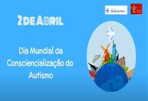 imagem do post do Dia Mundial da Consciencialização do Autismo