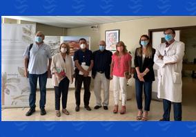 imagem do post do Conselho de Administração recebe visita de Maria das Dores Meira, candidata à Câmara Municipal de Almada