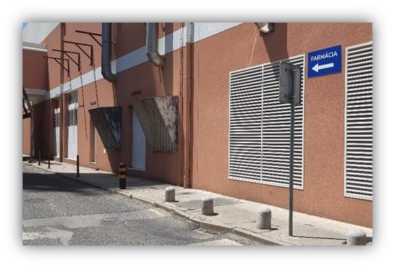 imagem do post do Acesso exterior à Farmácia Hospitalar