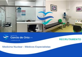 imagem do post do RECRUTAMENTO DE MEDICOS ESPECIALISTAS DE MEDICINA NUCLEAR
